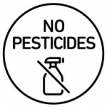 No Pesticides icon